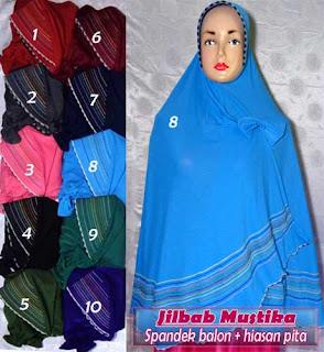 Model jilbab gaul yang syar'i dan menutup dada