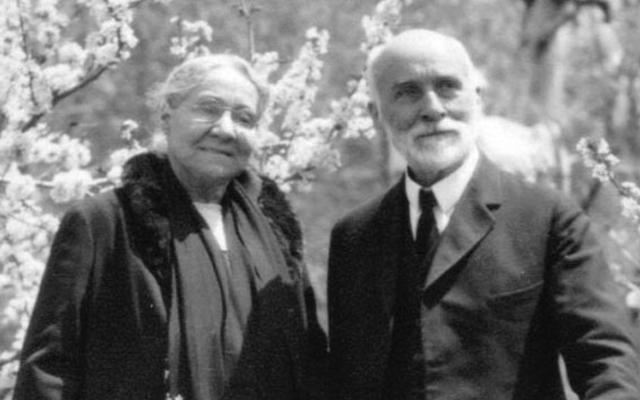Jonathan Goforth & Rosalind Goforth