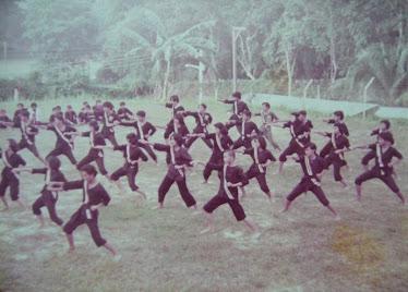 Silat Seni Gayong M'sia 1976