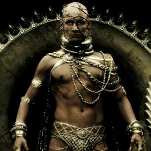 Rodrigo Santoro (300) volvera a ser Xerxes en 300: Rise of an Empire