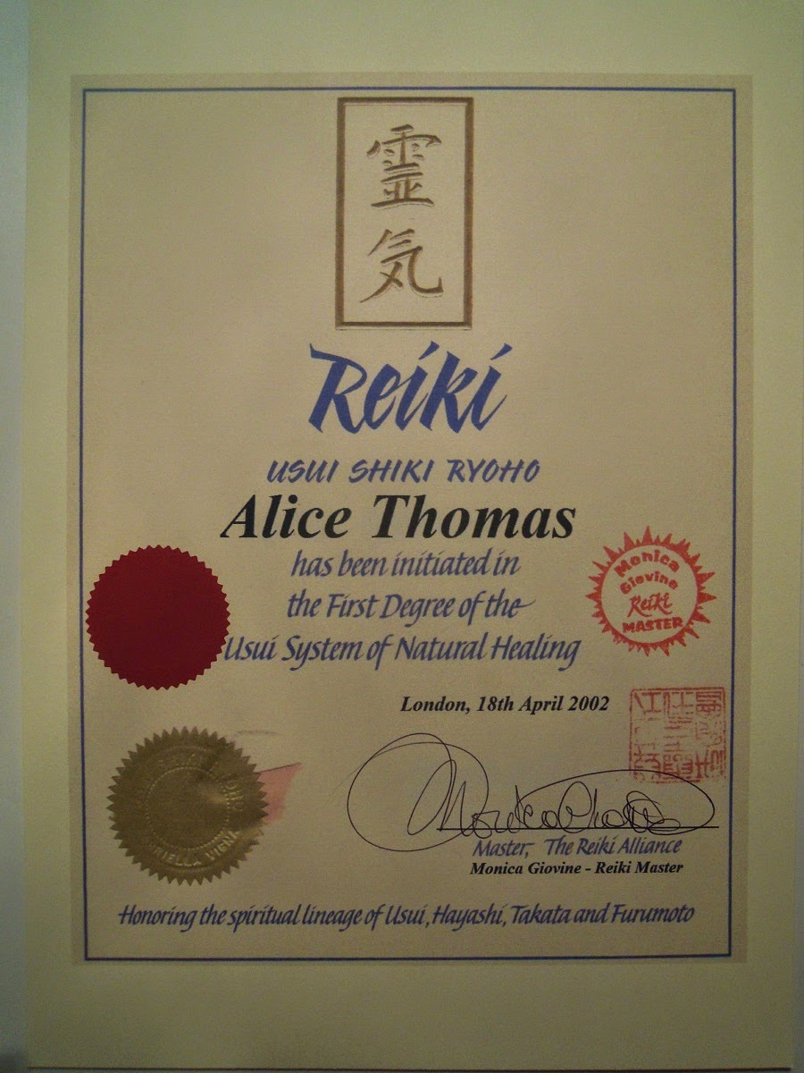 Reiki in london ris reiki international school karuna reiki reiki certificates by ris reiki international school xflitez Images