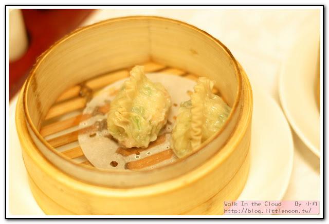 明宮粵菜廳 - 海鮮韭菜餃