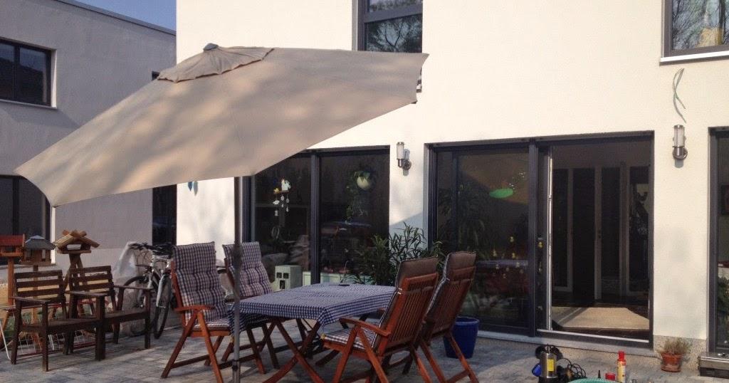 hum 39 s baublog start terrasseneinrichtung und beleuchtung. Black Bedroom Furniture Sets. Home Design Ideas