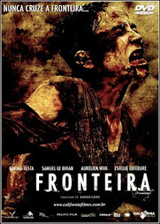Download - A Fronteira DVDRip - AVI - Dual Áudio