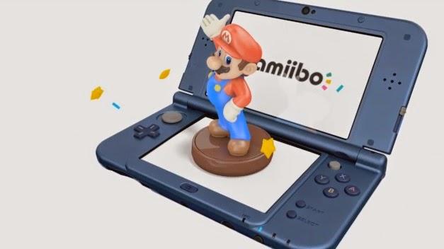 [GAMES] New Nintendo 3DS - Trava de região confirmada! Amiibo