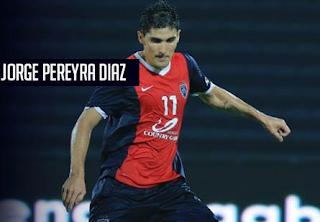 Jorge Pereyra Diaz  JDT