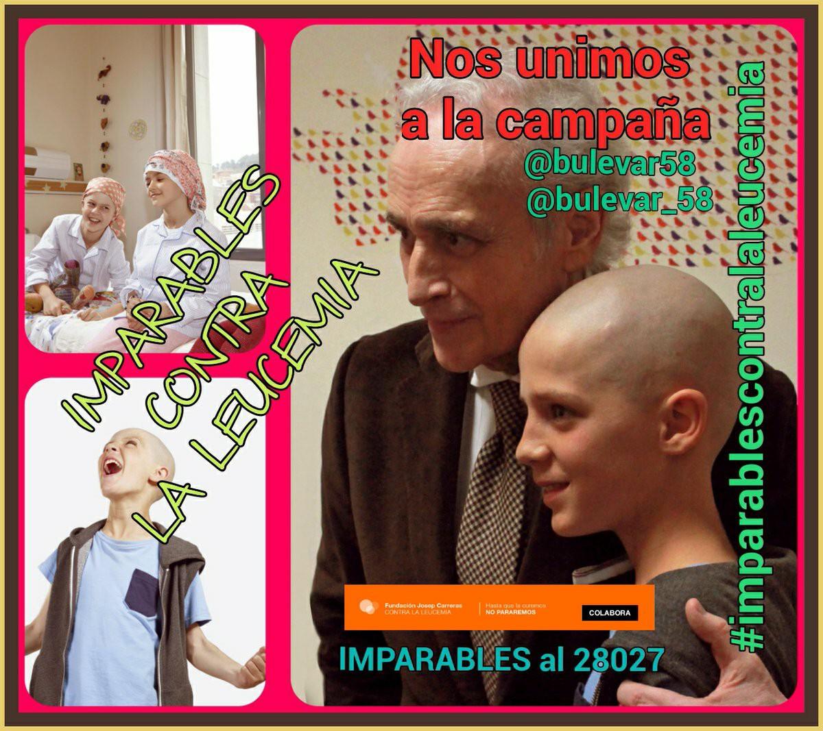 CAMPAÑA FUNDACIÓN JOSEP CARRERAS