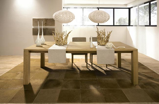 The dise o y muebles temmuz 2013 for Comedores italianos modernos