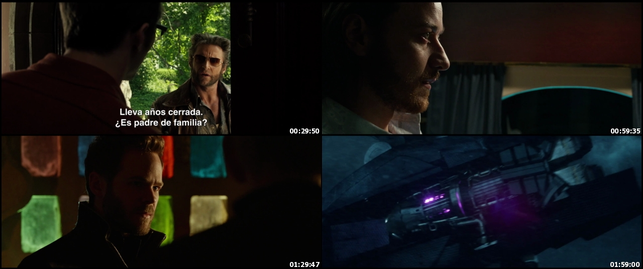 X-Men: Days of Future Past - The Rogue Cut 2014