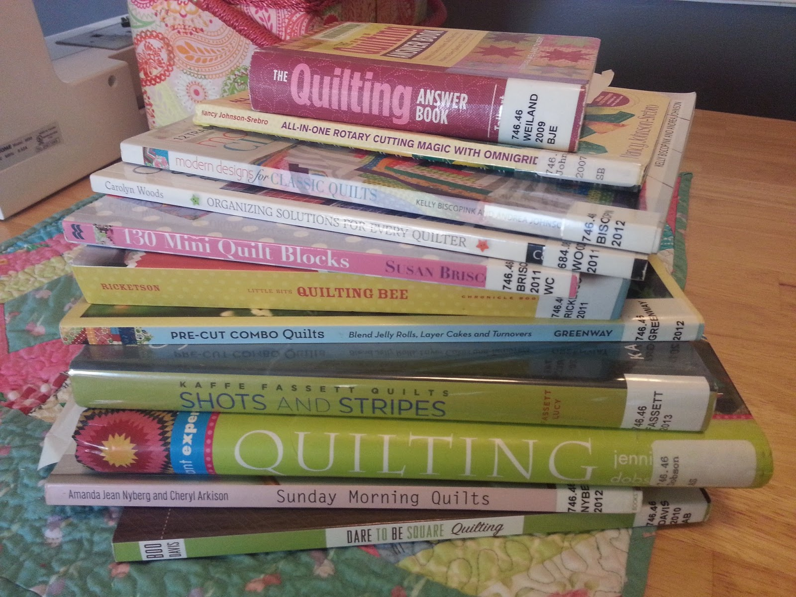 Quilting Best Sellers