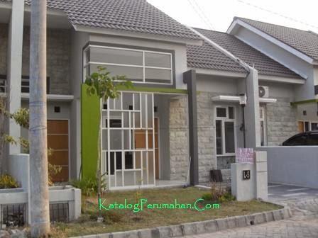 Contoh rumah 3 Taman Wisata Regency