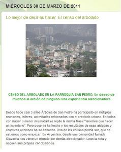 Cuidar el Arbolado Urbano