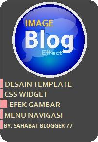 Image target show menu