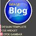 Membuat Menu Blogger Dengan Target Gambar