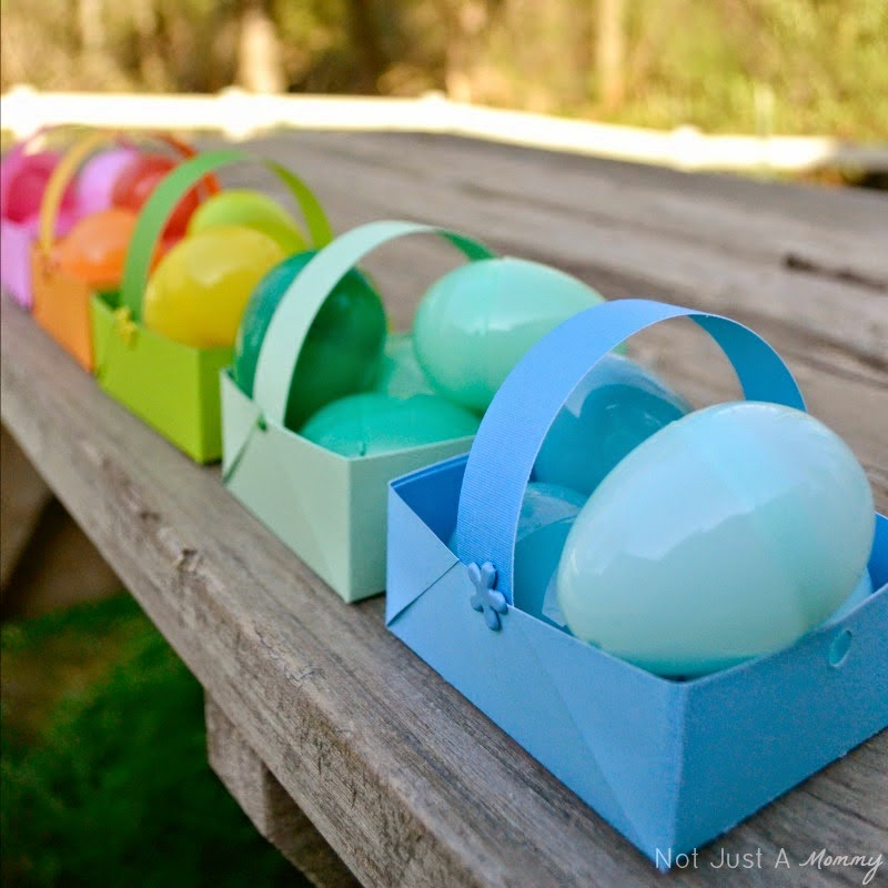Top 10 Posts Of 2014 Easter egg baskets