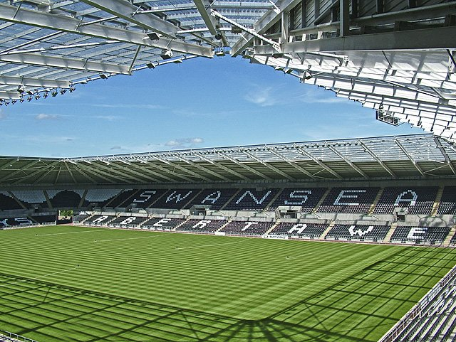 Swansea, Liberty Stadium