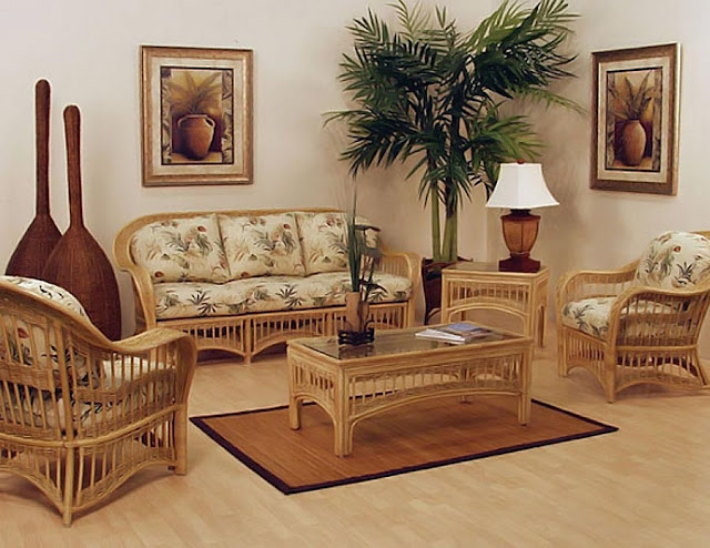 colonial style homes and wicker living room furniture