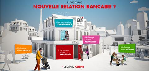 Une nouvelle relation bancaire