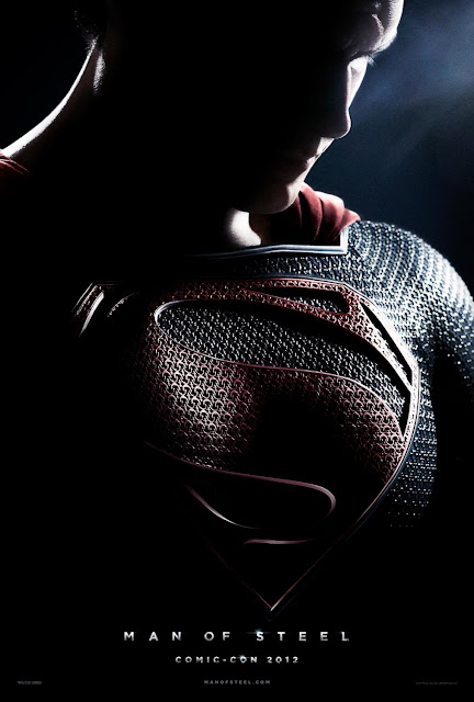 Man of Steel Teaser Theatrical One Sheet Movie Poster