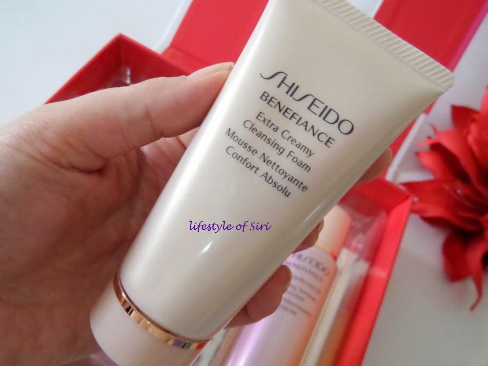 Shiseido Benefiance Köpük Temizleyici- Extra Creamy Cleansing Foam