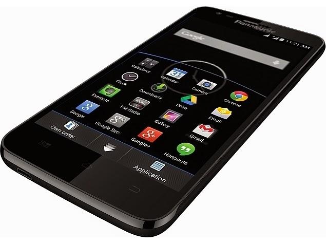 Panasonic Eluga S, Spesifikasi HP Android Terbaru Harga 2,2 Juta