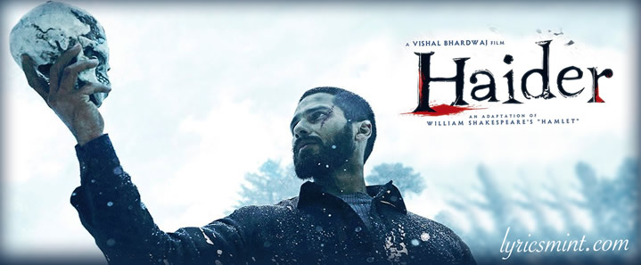 Haider Songs Lyrics