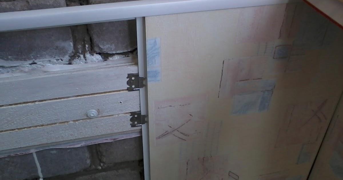 Отделка балкона своими руками пошаговая инструкция пластиковыми панелями 53