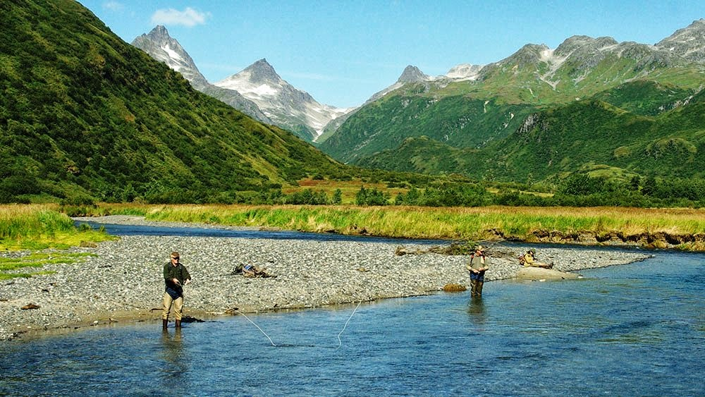 Traveler guide kodiak island alaska for Kodiak island fishing