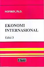 toko buku rahma: buku EKONOMI INTERNASIONAL EDISI 3, pengarang nopirin, penerbit BPFE Yogyakarta