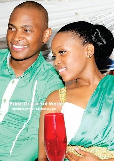 Botswana Wedding Dresses