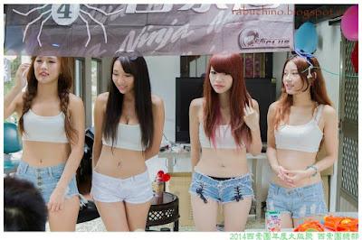 SPG Cantik Bening Seksi Bugil & Hot Dari Taiwan