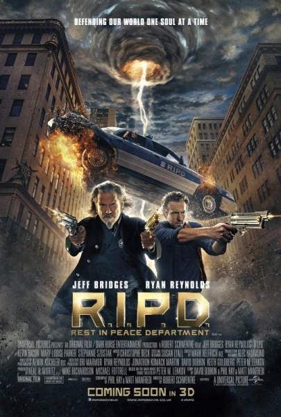 ดูหนังออนไลน์ เรื่อง : R.I.P.D. หน่วยพิฆาตสยบวิญญาณ [HD]