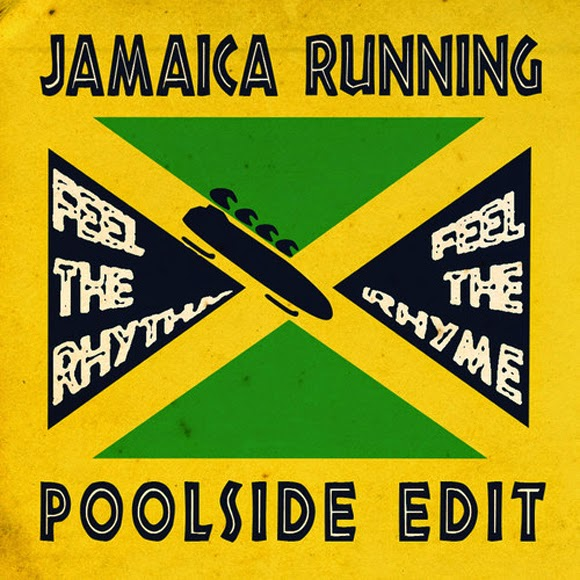 the pool - jamaica running (poolside edit)