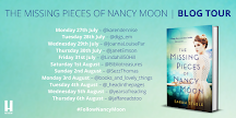 The Missing Pieces of Nancy Moon Blog Tour