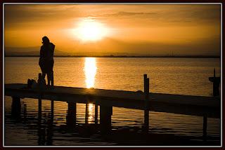 El amor es como el mar, se ve el principo, pero nunca el final.