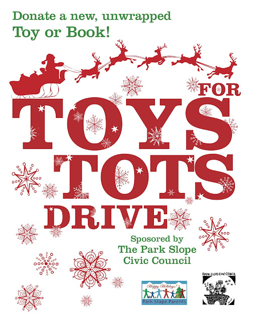 Artwork Toys For Tots : All about fifth toys for tots in park slope