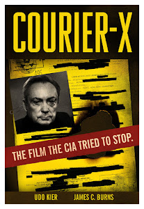 Courier X Poster
