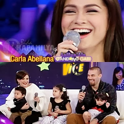 Carla Abellana, Team Kramer on GGV (March 2)