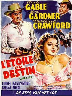 (Estrela do Destino) / Lone Star  1952