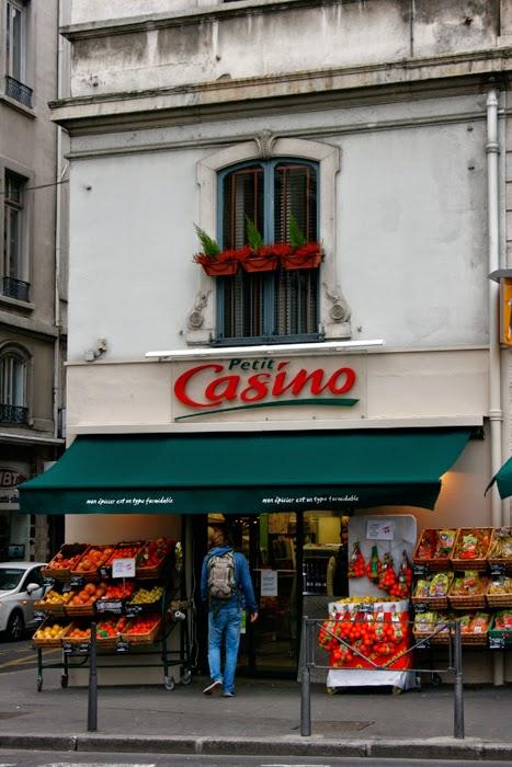 Obstladen Lyon