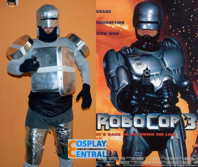 Cosplay Fails - Robocop