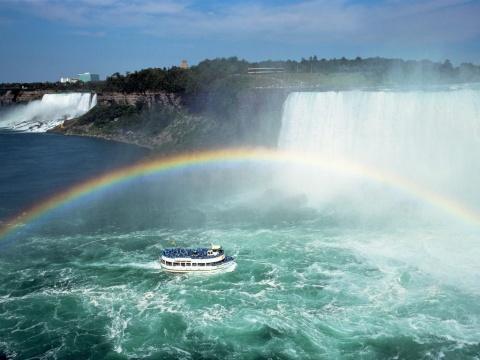 Rainbow Fantasy, Niagara Falls