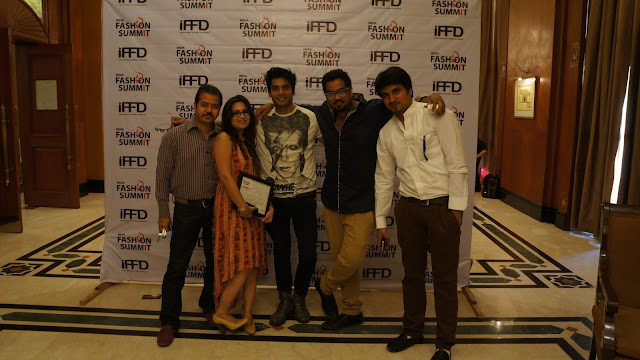 IFFD Fashion Summit- 2013 at New Delhi. image