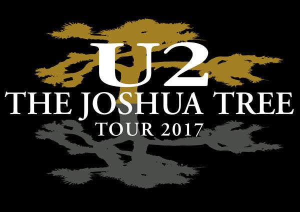 The Joshua Tree Tour-2017
