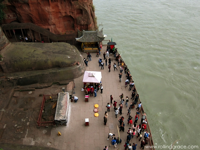 popular places in leshan