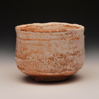 Mitch Iburg Shino Tea Bowl