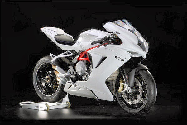 2014 New MV Agusta F3 675 Review