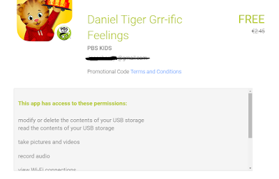 Daniel Tiger Grr-ific Feelings