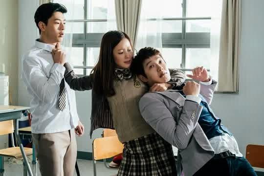 Biodata  Drama Korea angry Mom