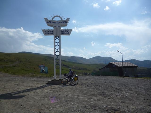 Paso de Goderzi (2025 m)